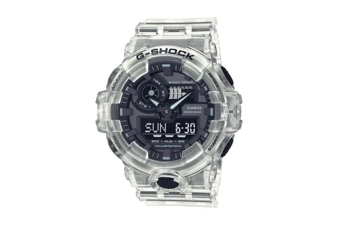 Casio G-Shock GA700 200m Skeleton Series  - default