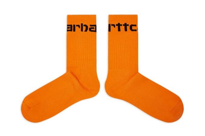 Carhartt WIP Logo Socks - default