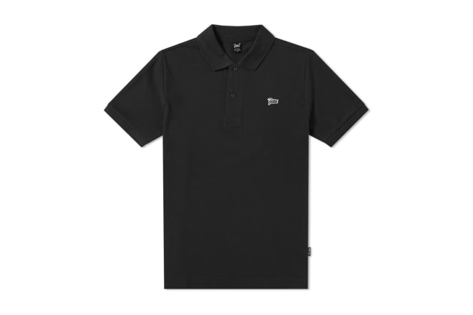 Patta Basic Pointelle Polo Shirt - default