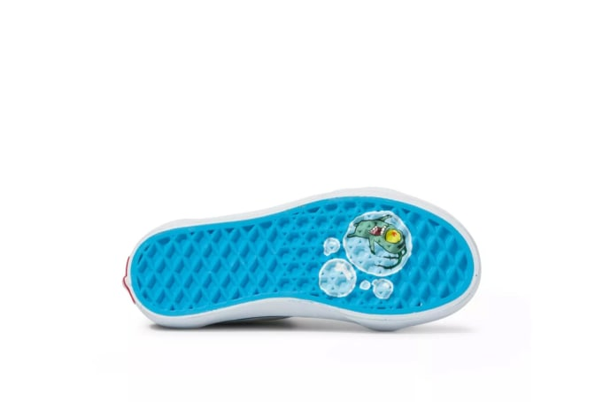 Vans x SpongeBob SquarePants Sk8-Hi Zip Junior - default