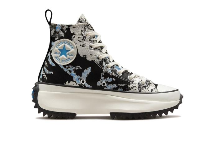 Converse Run Star Hike 'Floral' - default