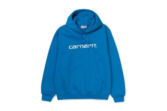 Carhartt WIP Logo Hoodie - default
