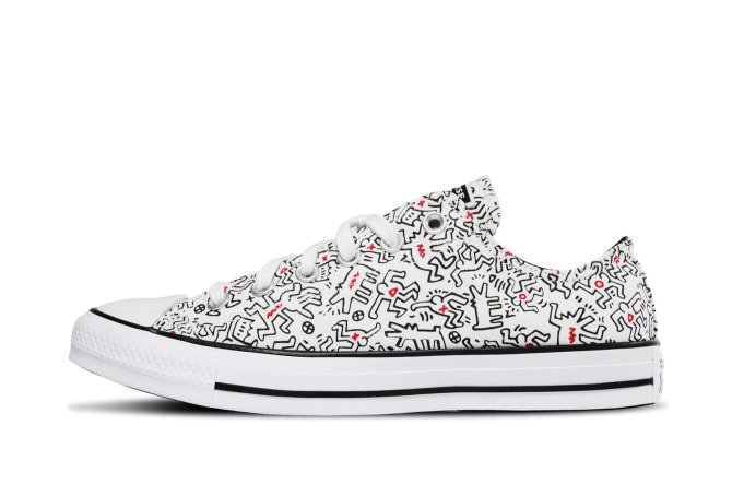Converse x Keith Haring Chuck Taylor All Star Low - default