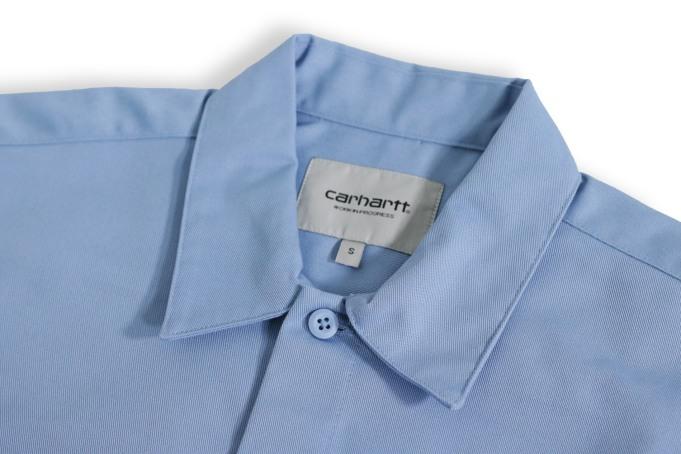 Carhartt WIP Master Short-Sleeve Shirt - default