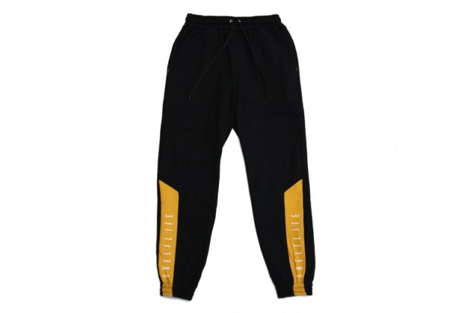 Shelflife Premium W18 Fleece Track Pants - default