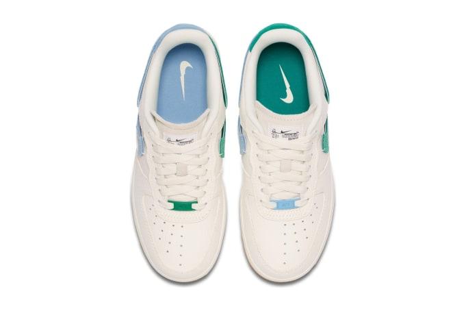 Nike Women's Air Force 1 Vandalized - default