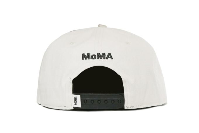 Vans x MoMA Snapback Cap - default