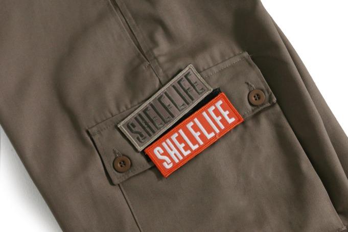 Shelflife Removable Patch Cargo Pants - default