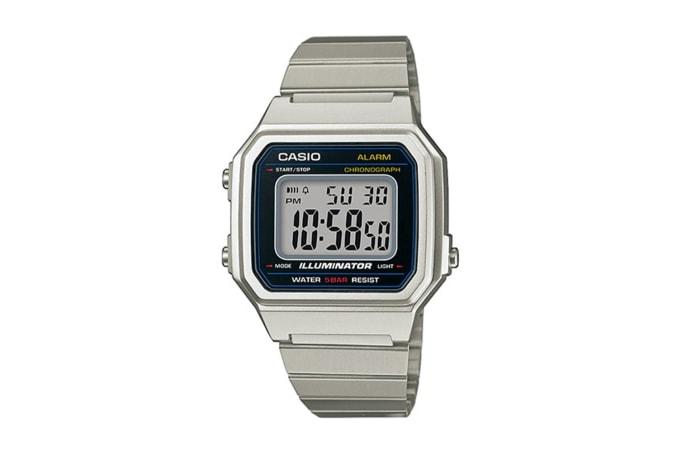 Casio Classic Digital B650WD-1A - default