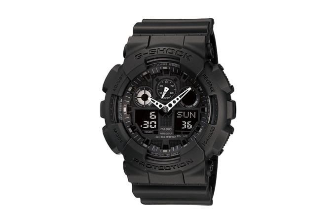 Casio G-Shock GA-100 - default