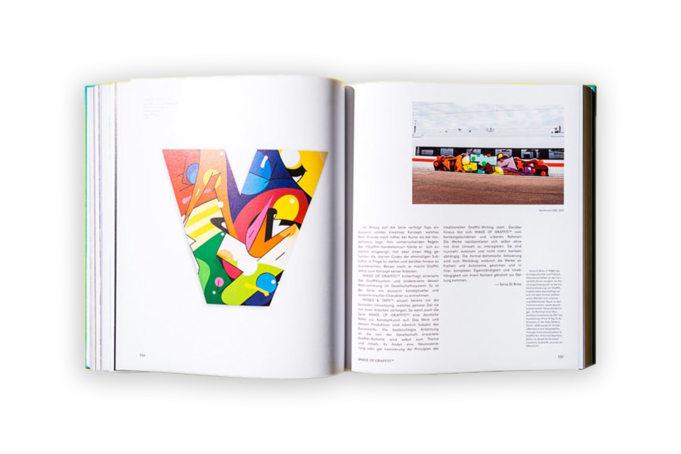 Moses & Taps Graffiti Avantgarde Book - default