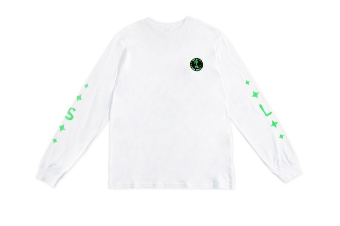 Shelflife Alien Long-Sleeve Tee - default