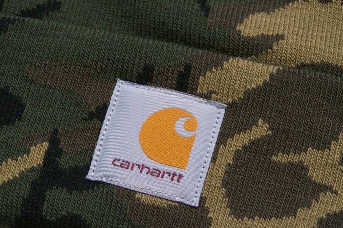 Carhartt WIP Watch Camo Beanie - default