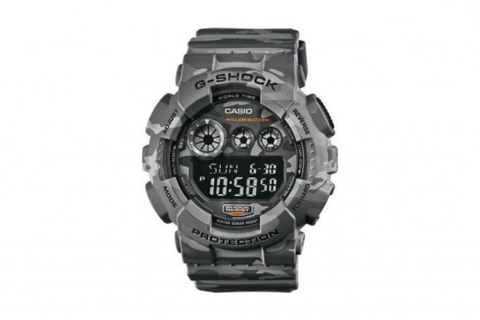 Casio G-Shock GD120 Camo Series - default