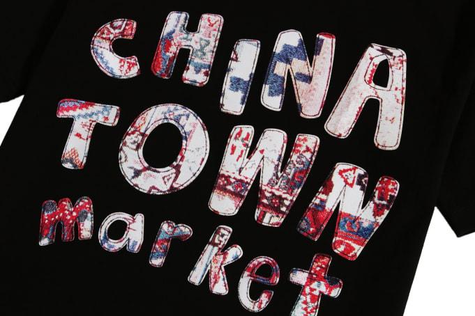 Chinatown Patchwork Tee  - default