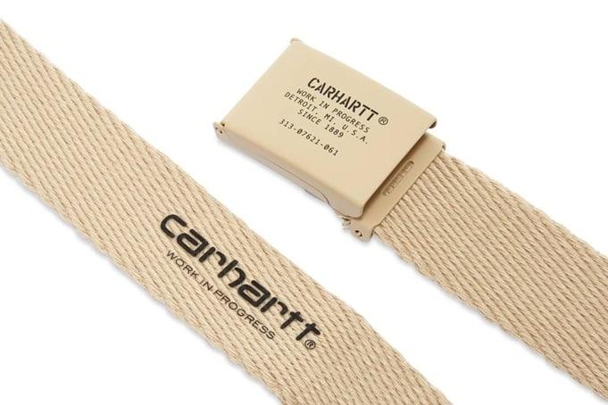 Carhartt WIP Military Printed Belt - default