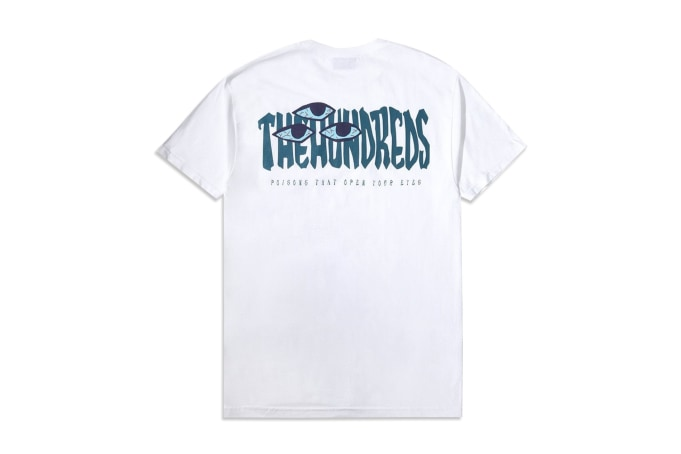The Hundreds Red Eye Tee - default