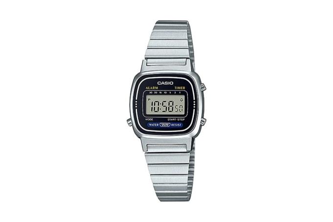 Casio Digital Classic Watch - default