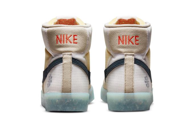 Nike Blazer Mid 77 'Move to Zero' - default