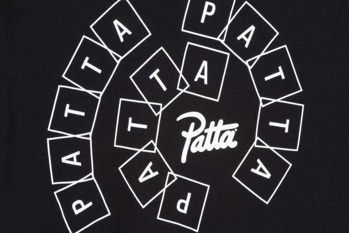 Patta Ratio Long-Sleeve Tee - default