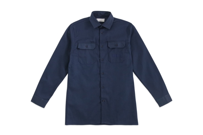 Shelflife W20 Button-Up Shirt - default