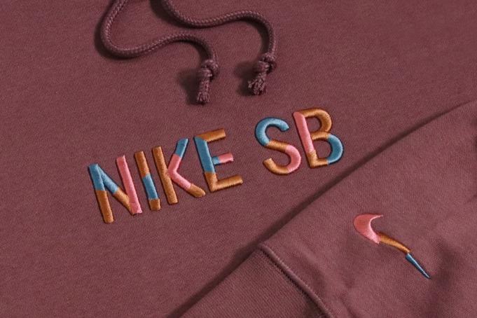 Nike SB Premium Fleece Hoodie - default