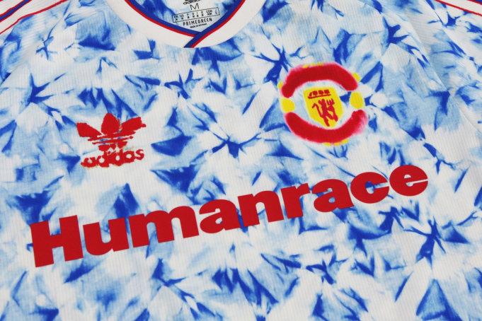 adidas x Pharrell Humanrace Manchester United Jersey  - default