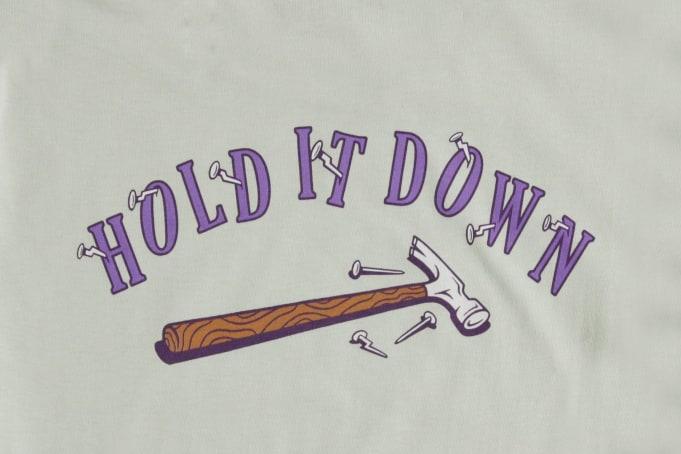 Shelflife Hold It Down Tee - default