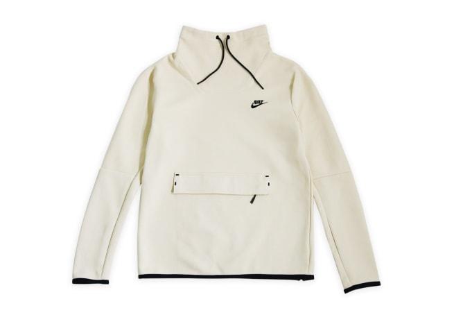 Nike Sportswear Tech Fleece Funnel Neck Pullover - default