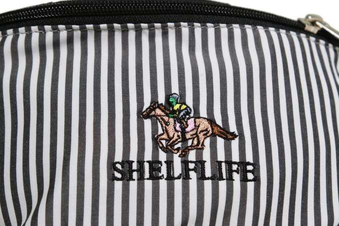 Shelflife 'Day at the Races' Moon Bag - default