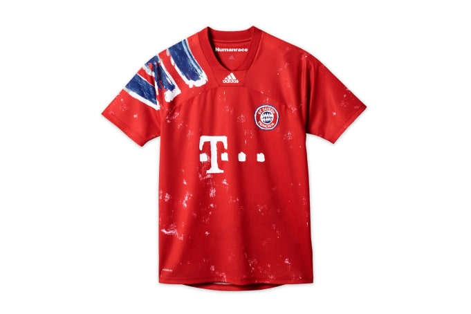 adidas x Pharrell Humanrace FC Bayern Jersey - default
