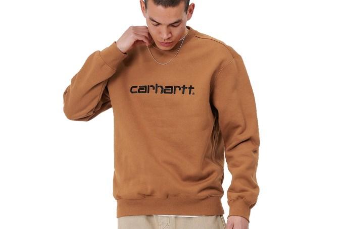Carhartt WIP Logo Crewneck - default