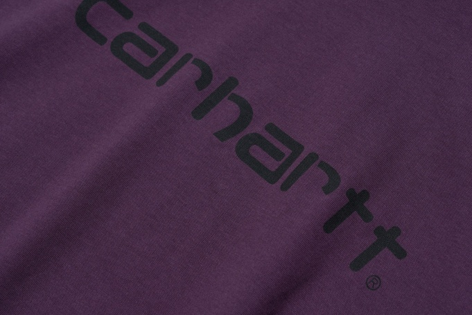 Carhartt WIP Script Tee - default