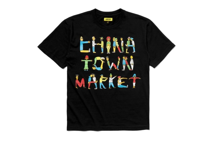 Chinatown Market Aerobics City Tee - default