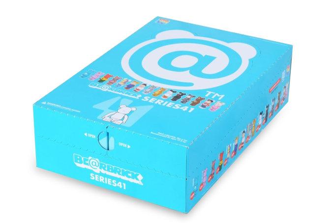 Medicom Toy Bearbrick Series 41 - default