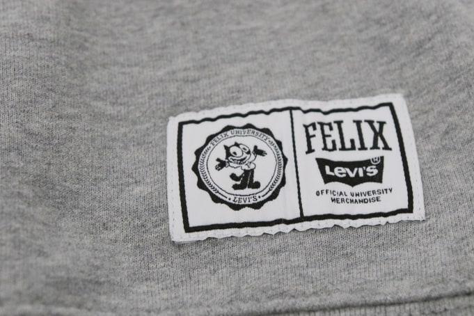 Felix the Cat x Levi's Crewneck - default