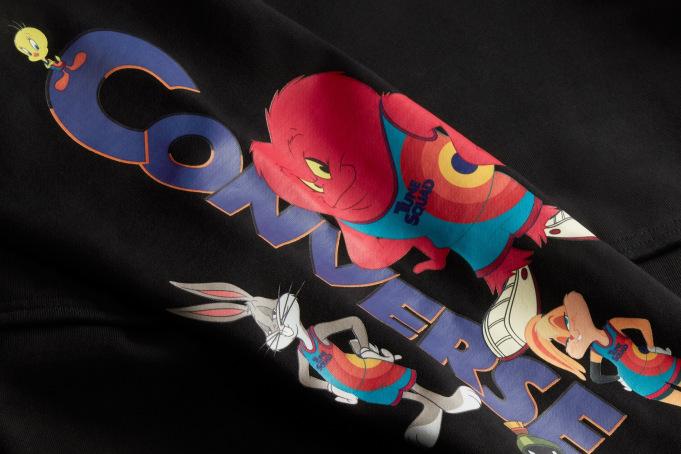 Converse x Space Jam Court Ready Hoodie - default