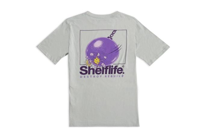 Shelflife Wrecking Ball Tee - default