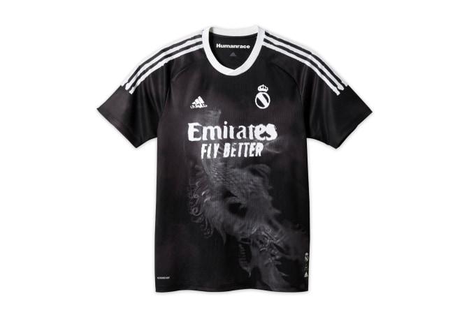 adidas x Pharrell Humanrace Real Madrid Jersey - default