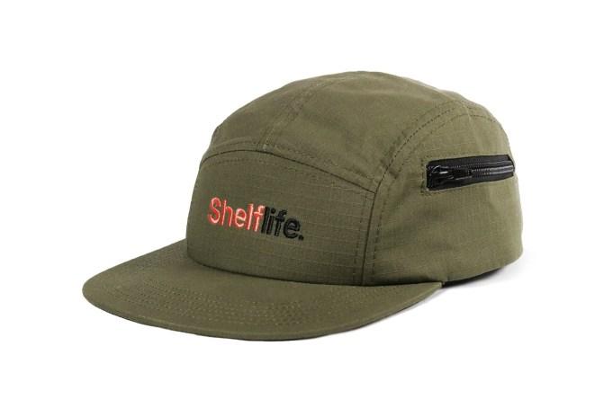 Shelflife Ripstop Camper Cap - default