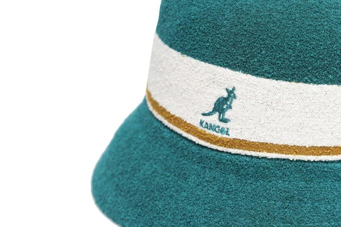 Kangol Bermuda Stripe Hat - default