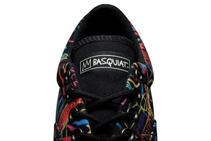 Basquiat x Converse Skidgrip Ox - default