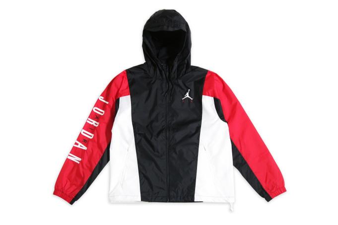Jordan Jumpman Air Hooded Track Jacket - default