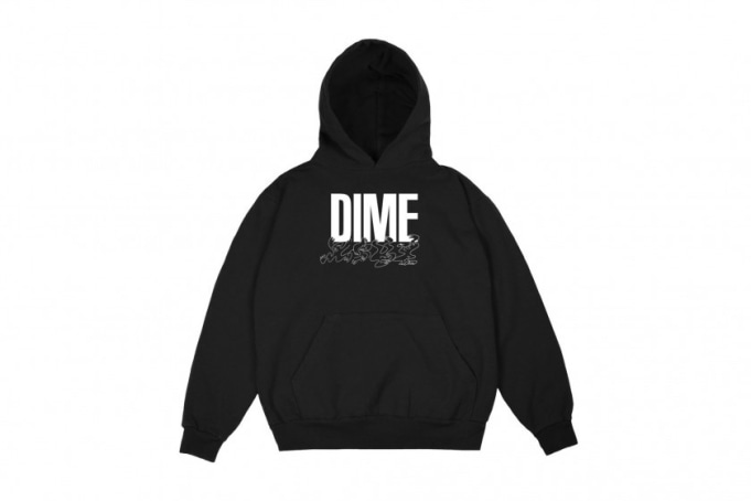 Dime Support Hoodie - default