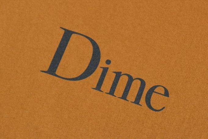 Dime Classic Logo Tee - default