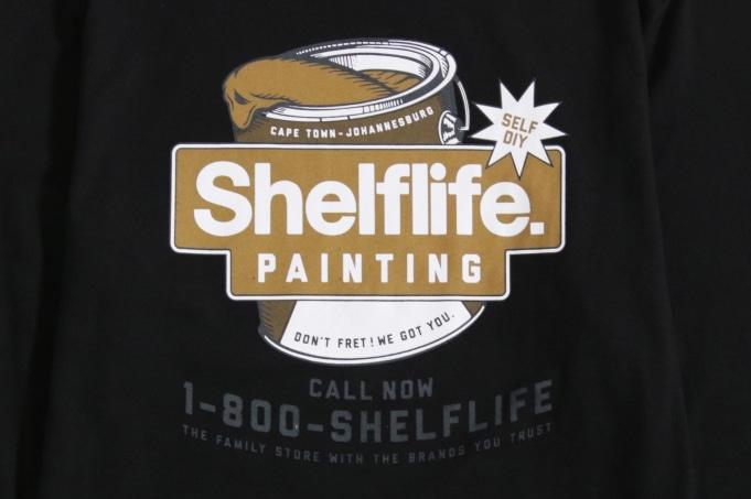 Shelflife Painting Tee - default