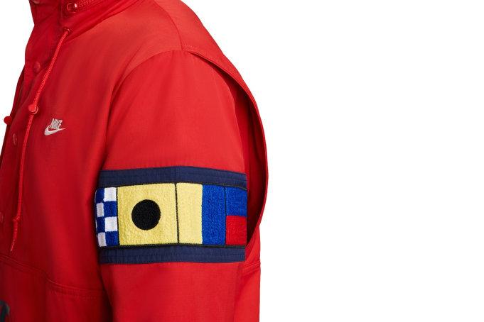 Nike Sportswear Reissue Woven Jacket - default