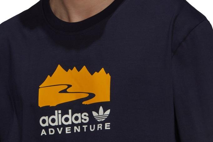 adidas Adventure Logo Tee - default
