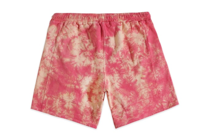 Shelflife Garment Dyed Fleece Shorts  - default
