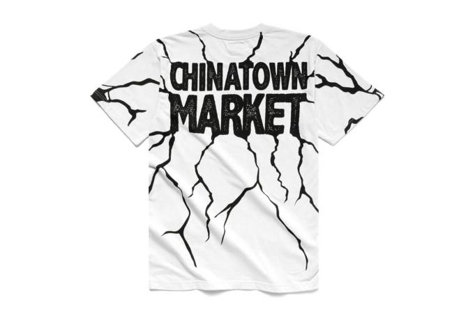 Chinatown Market Dry Wall Breaker Tee - default